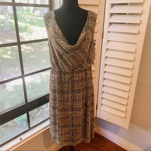 AVENUE Safari Dress